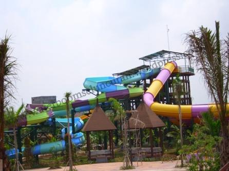 wahana air , permainan kolam renang , waterboom , waterpark (1)